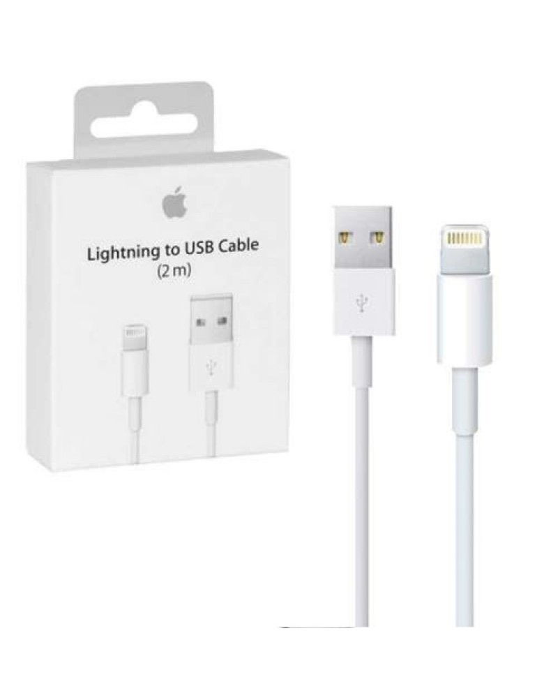 Apple MD819ZM/A Lightning USB Data Şarj Kablosu 2 metre Beyaz