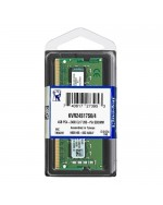 KINGSTON 4GB 2400Mhz DDR4 CL17 Notebook Ram KVR24S17S6/4